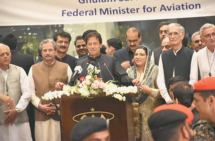 Jubilant Imran promises ruthless accountability