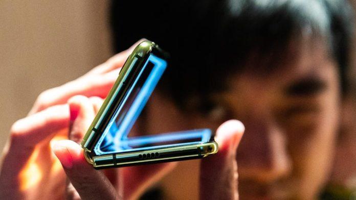 Will Samsung's Secret Phone Redefine The Smartphone Industry?